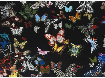 FCL025-03 BUTTERFLY PARADE - OSCURO