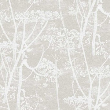 Cow Parsley 100% Linen F111-5019