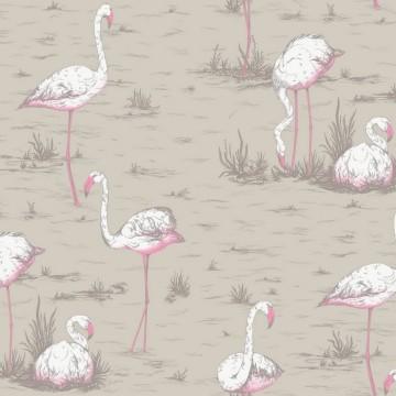 Flamingos Linen Union F111-3011LU