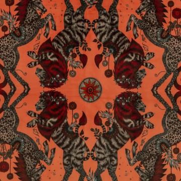 Caspian Coral Velvet F1474-01