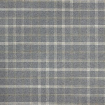 Dickens Wool Check Smoke FRL5071-02