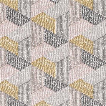 Escher Multi Wild Rose 7896-01